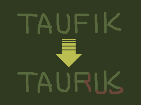 Taufik = Taurus