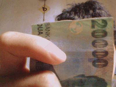 Uang Robek